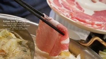 板橋火鍋新北板橋區 沸騰極致涮涮鍋板橋店肉食族注意這間肉肉吃起來很過癮CP高火鍋店 跟著Livia享受人生