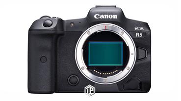 Canon 全片幅無鏡相機 EOS R5 公佈!