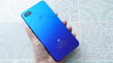 小米 8 Lite 動手玩,集結 2018 手機流行特色於一身的平價中階機