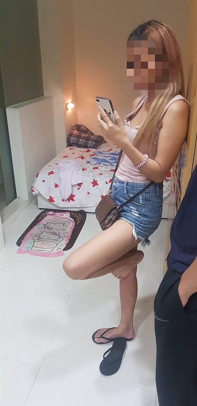 美國留學泰籍女一口流利英語  經濟所逼來台賣淫