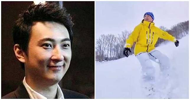 負債87億還炫富!王思聰日本滑雪吃日料 爽喝天價「傳奇白酒」