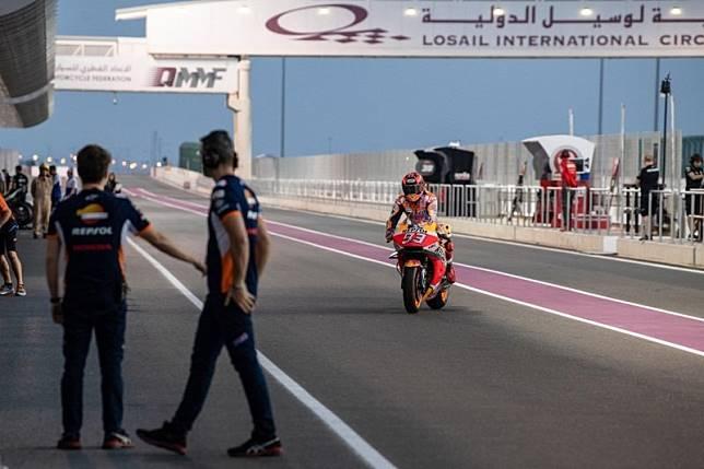 Dorna Bakal Majukan Waktu Start Balapan MotoGP Qatar 2019