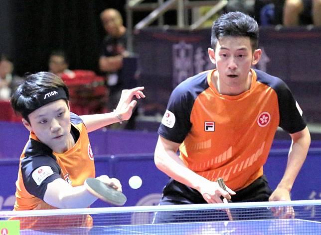 Tokyo 2020: Wong Chun-ting and Doo Hoi-kem book table tennis mixed doubles ticket to Olympics