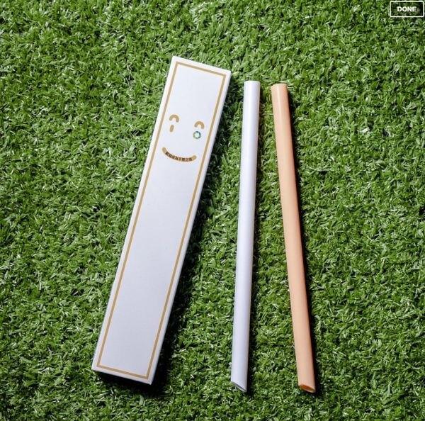 少量現貨-卡卡吸管2入獨享版 台灣製造 MIT專利可拆洗環保吸管【Miss.Sugar】【K900035】。人氣店家MISS SUGAR的▲餐廚用品| 碗盤杯有最棒的商品。快到日本NO.1的Rakut
