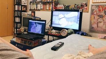 日本輕熟女宣言「30 歲卻一輩子不需要男友」 網友一看發現她家簡直是人間天堂...