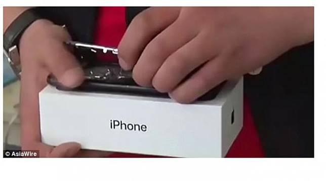 Baterai Diduga Bermasalah, iPhone 7 Meledak di Tiongkok
