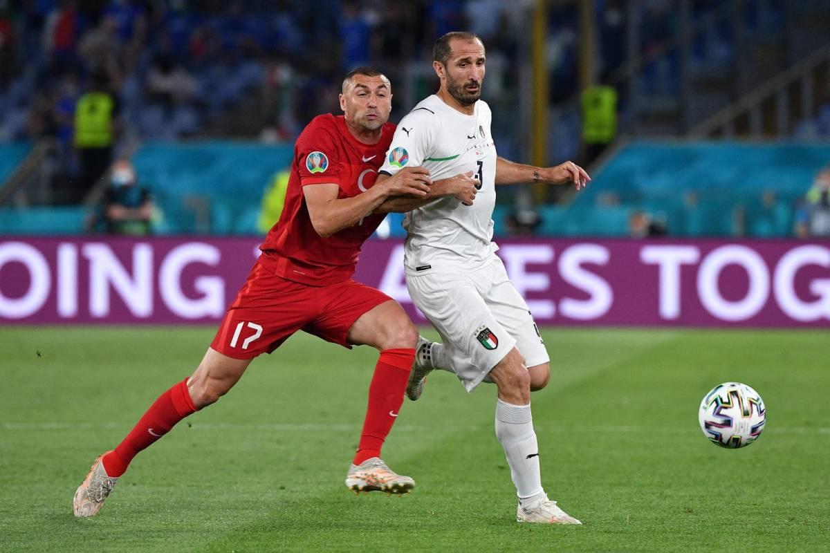 ผลบอลสดวันนี้ !! ฟุตบอลยูโร 2020 ตุรกี พบ อิตาลี 11 มิ.ย. 64 | PPTV HD 36