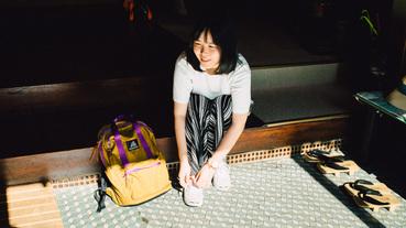 上班路上 Vol. 04 / 背上 GREGORY 與 《秋刀魚》主編 Eva 踏上日本之旅