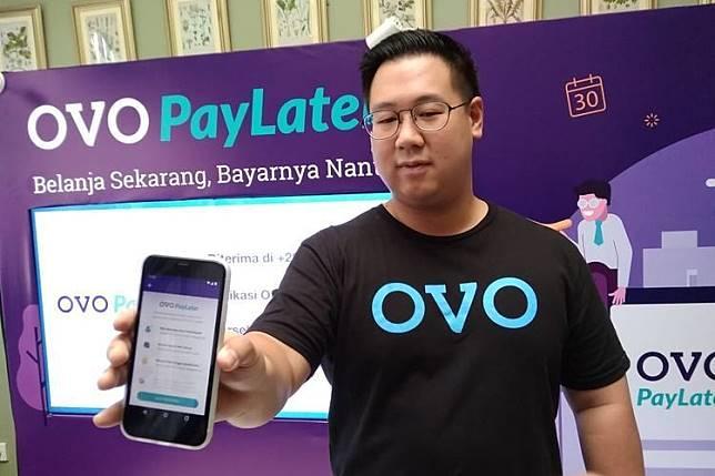 OVO Meluncurkan OVO PayLater