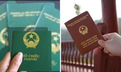 Giấy tờ nào có thể thay thế hộ chiếu?