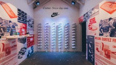 Nike Cortez 歷史地位及 45 週年之 LA 特別活動