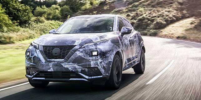 Nissan Juke 2020 (Motor1.com)