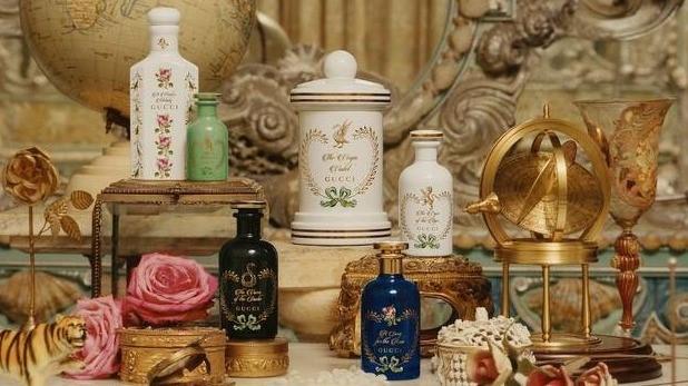 Gucci煉金師的奇幻花園系列新上市,美到屏息、美出新高度!