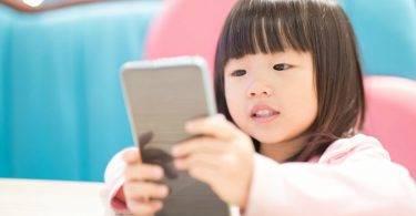 父母要注意!研究顯示:滑手機成癮,兒童大腦皮層變薄