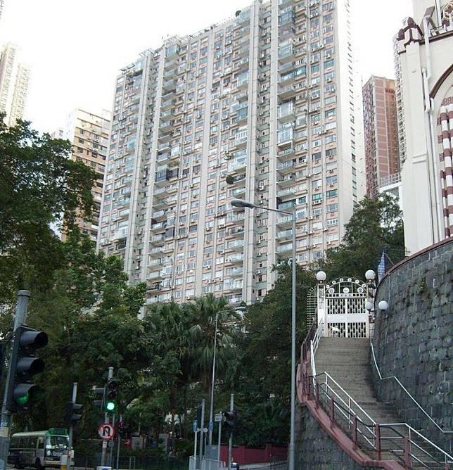 1975年,何東的孫子何鴻章將紅屋出售,並發展成為現時所見的香港花園。〈互聯網〉