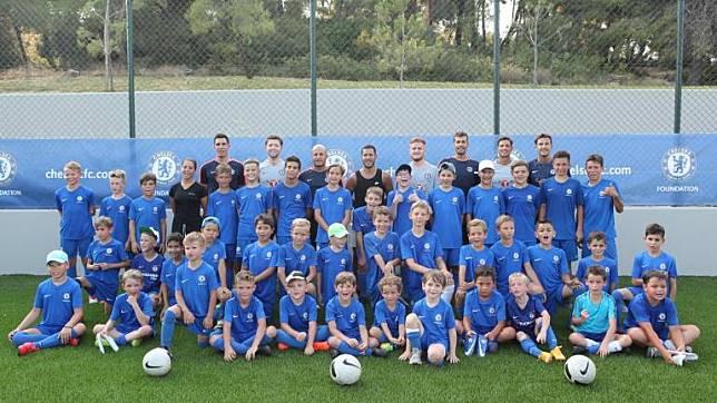 Hazard Masih Sisihkan Waktu Berlatih dengan Chelsea