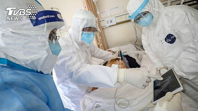 新冠肺炎(俗稱武漢肺炎)肆虐全球。(示意圖,非當事人/達志影像路透社)