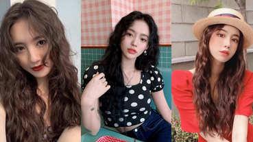 2020髮型趨勢新流行「麥穗捲」!比「羊毛捲」更減齡,30+女人小臉就靠它
