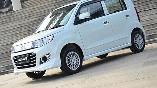 Suzuki Wagon R GS, Mobil Murah nan Irit BBM dengan Tampilan Mewah