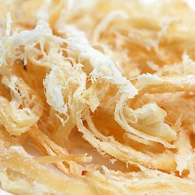 金梓食品 原味魷魚絲(180g/包)