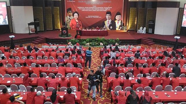 Mantan Gubernur Ibu Kota Jakarta, Basuki Tjahaja Purnama alias Ahok. Foto: Mustholih