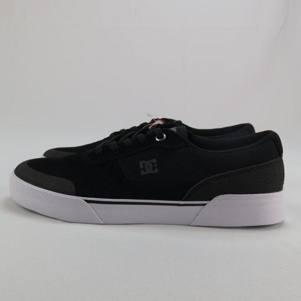 DC SWITCH PLUS 滑板鞋 300566BWB男款 黑灰【iSport愛運動】
