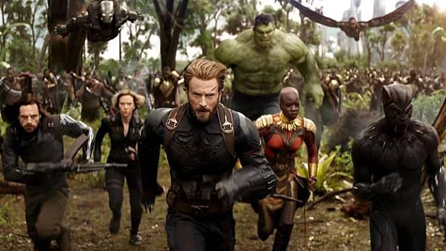 Sutradara Titanic Berharap Orang-Orang Bosan dengan Superhero Avengers