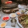 生サムギョプサルセット - 実際訪問したユーザーが直接撮影して投稿した大久保韓国料理とんちゃん 新大久保店の写真のメニュー情報