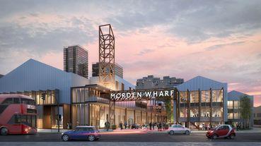 這個社區好FANCY!荷蘭OMA設計工作室傾情巨獻「Morden Wharf」