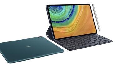 華為發表 5G 平板 MatePad Pro,步同更新 MateBook X Pro、MateBook X D14/15 筆電