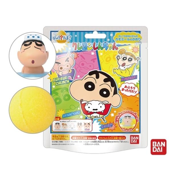 日本Bandai-蠟筆小新入浴球8入