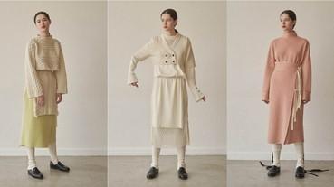 織品變化超出想像!日本品牌「TAN」透過針織服裝再現雋永的衣著面貌