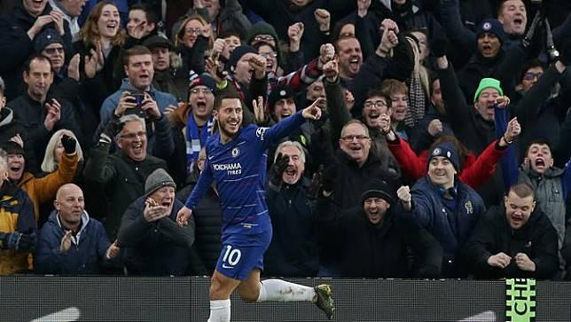 Hanya Messi dan Ronaldo yang Layak Gantikan Eden Hazard di Chelsea