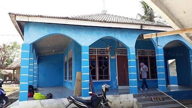 Musala Al Hidayah, Kampung Cabang 4, Desa Hurip Jaya, Kecamatan Babelan [suara.com/Ummi Hadyah Saleh]