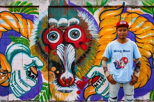 หยุดแวะแชะภาพฟินๆ ที่ Street Art จ.ลพบุรี