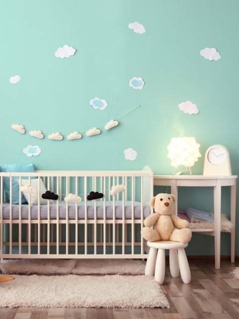 Bukan Cuma Pink Dan Biru Muda Ini 5 Ide Warna Kamar Bayi Yang Keren