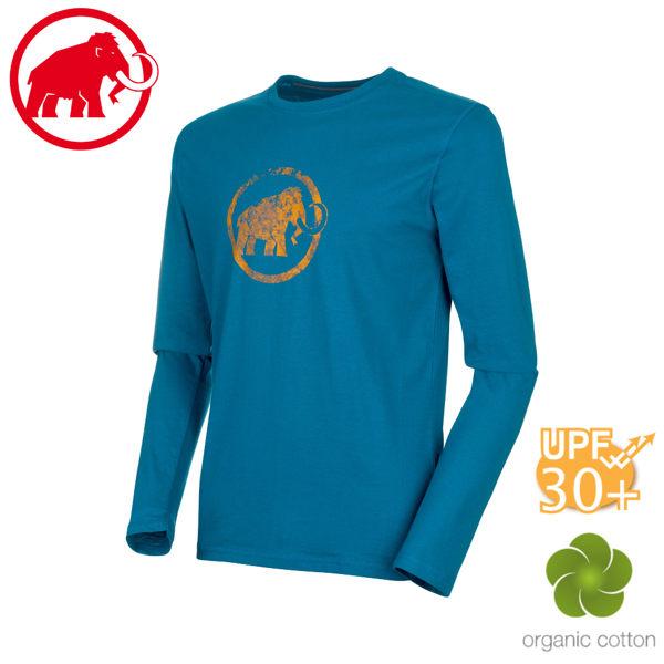 ●柔軟天然純棉T恤 ●前胸大型長毛象標誌 ●觸感極佳.舒適好穿 ●防紫外線UPF 30+ ●無縫設計