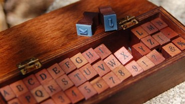 著色本 OUT!可愛又有創意的字母系療癒小物正夯