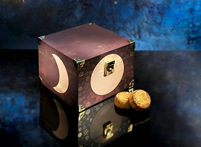 「銀河夜月」月餅禮盒