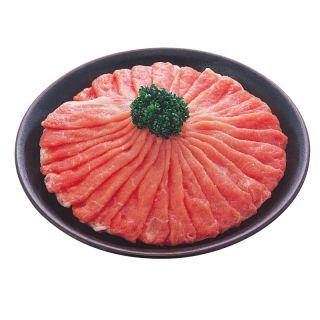 国産 豚しゃぶしゃぶ用(ロース肉)