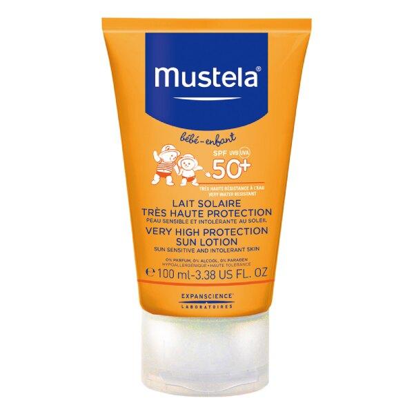 Mustela慕之恬廊 高效性兒童防曬乳SPF50+(100ML)好窩生活節。人氣店家麗兒采家的寶寶洗香香、乳液/嬰兒油/護膚膏/護唇膏有最棒的商品。快到日本NO.1的Rakuten樂天市場的安全環境