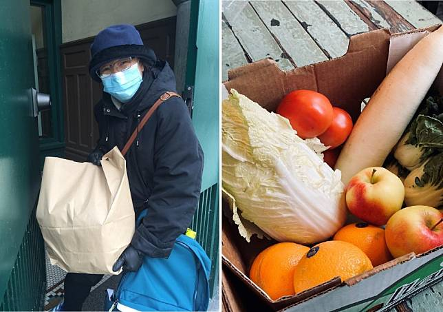 Coronavirus: Grocery project comes to rescue of Vancouver's Chinatown elders, alone and scared to go out for food