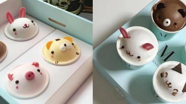 這個可愛的杯子蛋糕,哪位女孩捨得吃呢?
