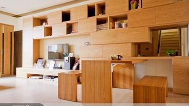 機能規劃+造型設計=100分居家!兼具實用與美感的居家設計