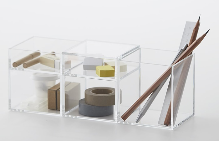 無印良品2020人氣商品-壓克力收納盒