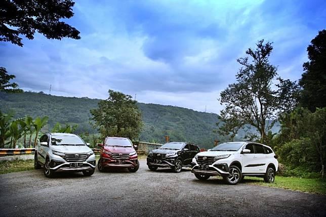 Toyota panggil untuk perbaikan 60.000 Rush, khawatir airbag bermasalah