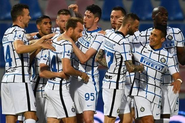 Conte Beri Libur, Tak Ada Nobar Sassuolo vs Atalanta di Kamp Pelatihan Inter