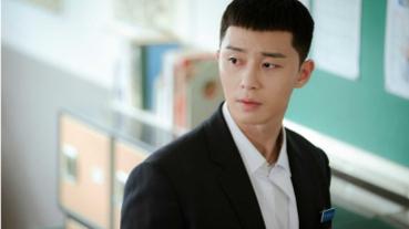 31歲朴敘俊自認還年輕 為《梨泰院Class》再穿高中制服