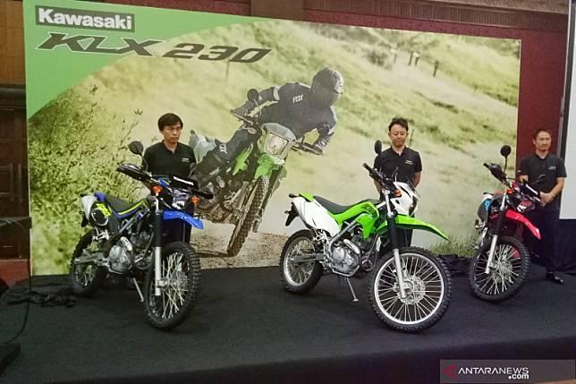 Kawasaki luncurkan KLX230 pada PRJ 2019