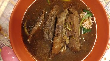【桃園 義美觀光工廠】平價超大塊肉的牛肉麵!!!絕對跟你想的牛肉麵不一樣!!!